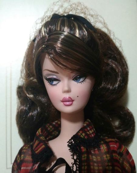 Barbie Silkstone Lingerie Highland Fling Gold Label 2006