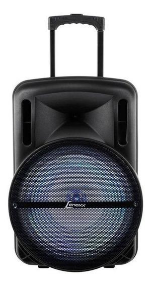 Caixa De Som Amplificada Lenoxx 500w Ca350 Preta