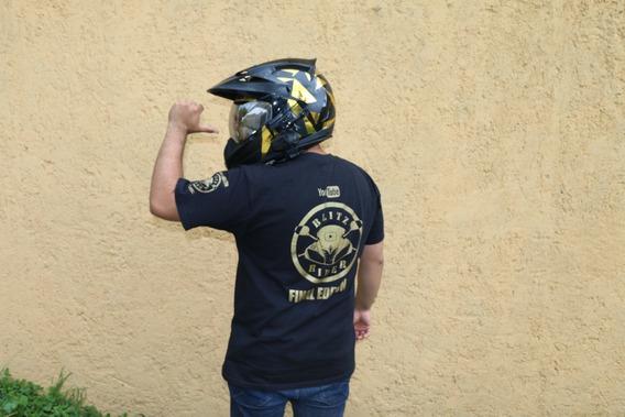Playera Blitz Rider