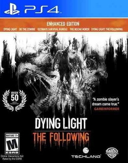 Juego Ps4 Dying Light The Following Enhanced Edition