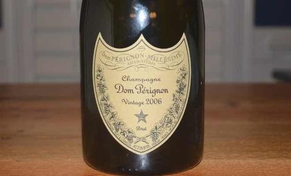 Champagne Don Perignon 2006