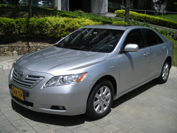 Toyota Camry 3.5 V6 Secuencial 2007 Blindaje 2 Plus