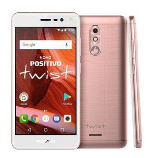 Smartphone Positivo Twist Xl S555 16gb Dual Rosa Original