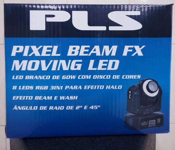Moving Head Led Pls Pixel Beam Fx Rgbw 70w Dmx Bivolt