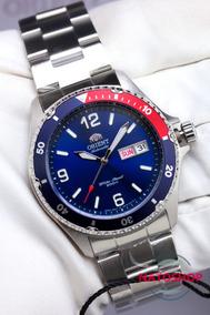Relógio Orient Automático Mergulho Mako 2 Pepsi Faa02009d9