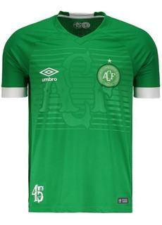 Camisa Umbro Chapecoense I 2018 Torcedor
