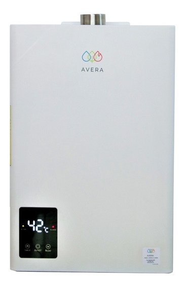 Calentador De Agua Instantáneo Modulante 4 Servicios. Avera.