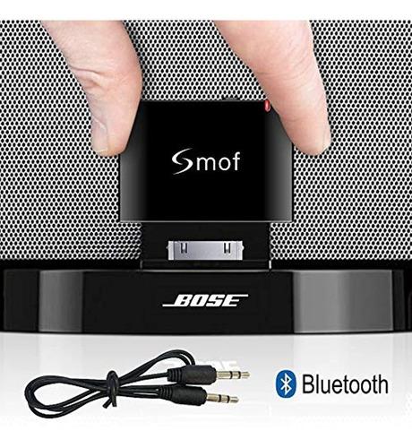 Imagen 1 de 7 de Smof Soul 2 - Receptor De Música Con Adaptador Bluetooth
