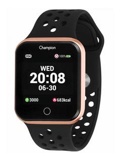 Relógio De Pulso Smartwatch Champion Ch50006z