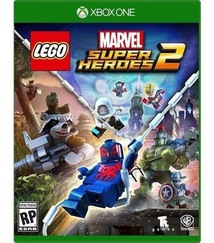 Imagen 1 de 4 de Lego Marvel Super Heroes 2 Xbox One Juego Fisico