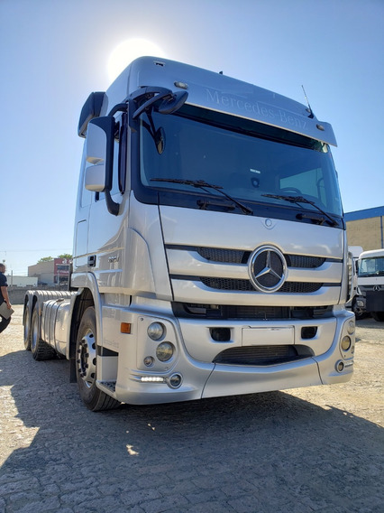 Mercedes-benz Mb 2651 S 6x4 Ano 2016 / Financiamos