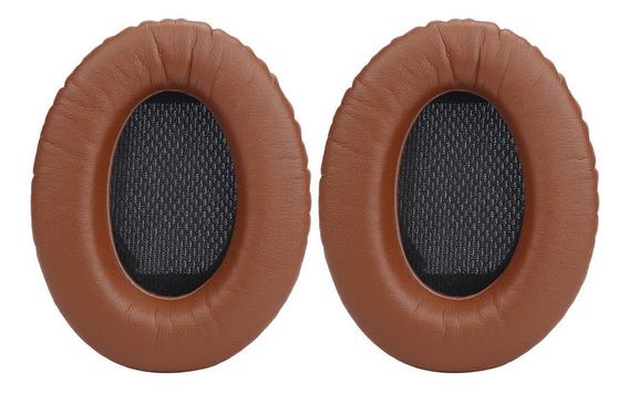 Espumas Marrom Bose Quietcomfort Qc25 Qc15 Qc 15 25 Almofada