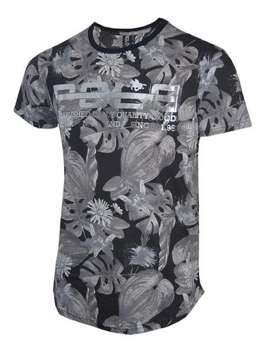 Imagem 1 de 3 de Camiseta Masculina Com Logo Em Foil Original Polo Rg518
