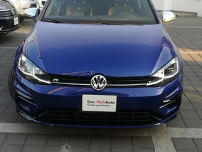 Volkswagen Golf R 2018! Increible!