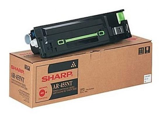 Toner Sharp Original Ar455 Ar455nt Ar455nt Ar455nt
