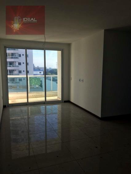 Apartamento Em Parque Tamandaré - Campos Dos Goytacazes - 9248