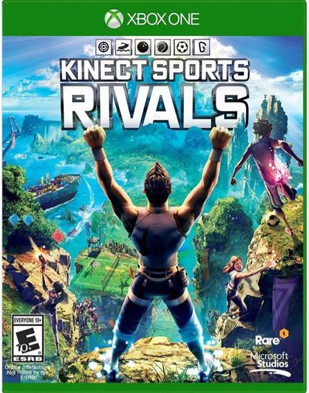 Kinect Sports Rivas Mídia Física Xbox One