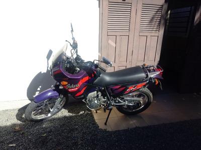 Saara Nx 350 - Aceito Troca - Moto De Menor Cilindrada Finan