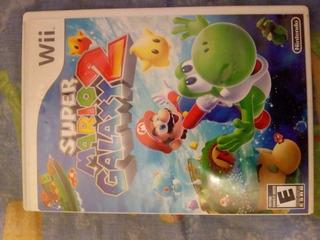 Super Mario Galaxy 2 (entrego En Metro)