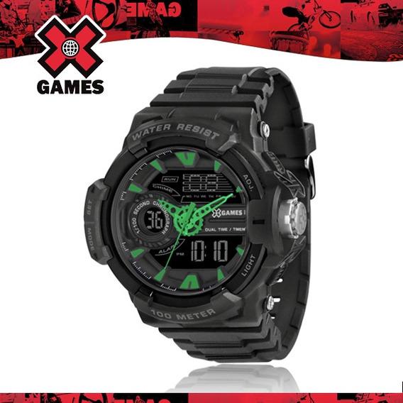 Relógio Masculino X-games Esportivo - Frete Gratis