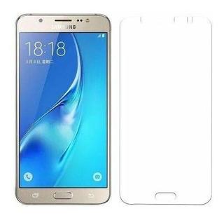Película Curvada Gel Samsung Galaxy J7 Metal Cobre Toda Tela