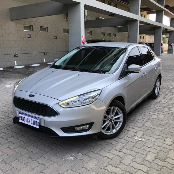 Ford Focus Iii 1.6 Sedan S 2018