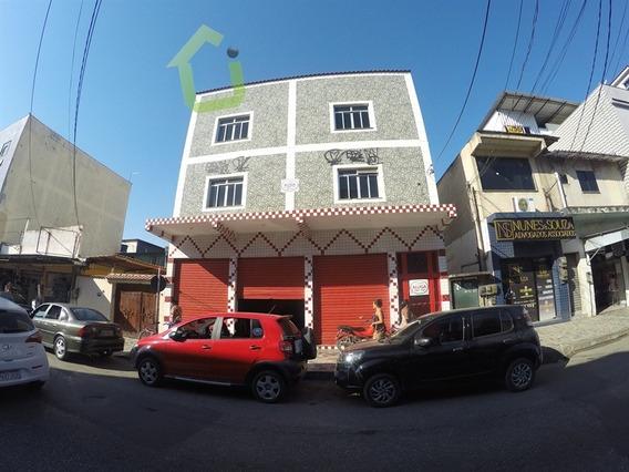 Sala Comercial, Primeira Locação, No Centro De Miguel Couto