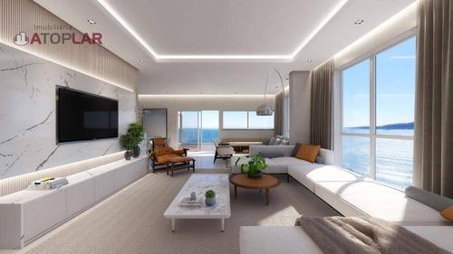 Apartamento À Venda, 282 M² Por R$ 4.365.000,00 - Meia Praia - Itapema/sc - Ap1541