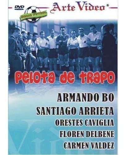 Pelota De Trapo - Armando Bo - Dvd Original