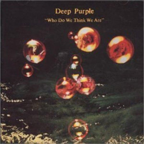 Cd : Deep Purple - Who Do We Think We Are (cd)