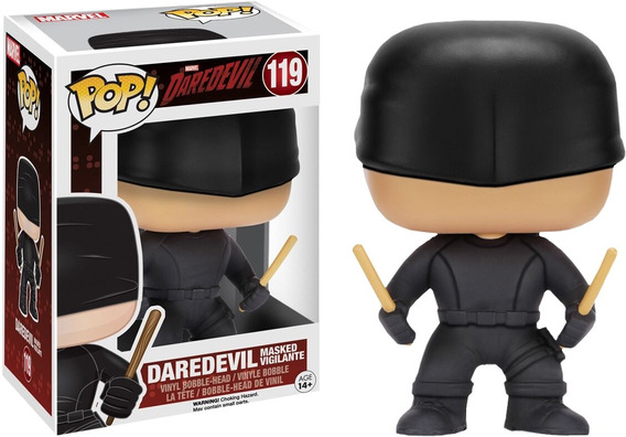 Funko Pop Daredevil Vigilante Marvel Hell