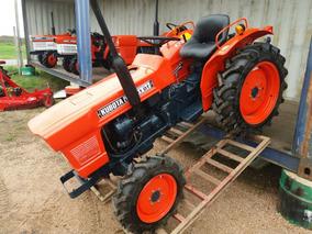 Tractor Kubota L1501 4x4