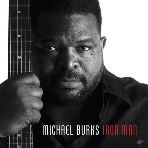 Michael Burks Iron Man Cd Import