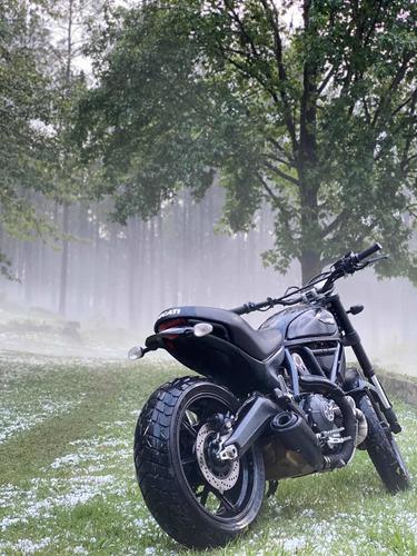 Ducati Scrambler Icon 800