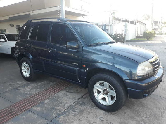 Chevrolet Tracker 4x4 2.0 16v Tb-ic 4p 2008
