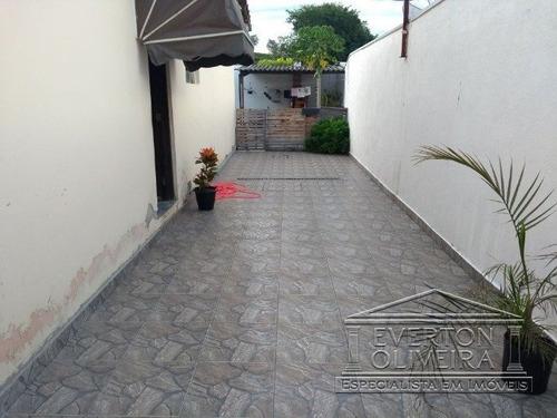 Casa - Cidade Nova Jacarei - Ref: 9965 - V-9965