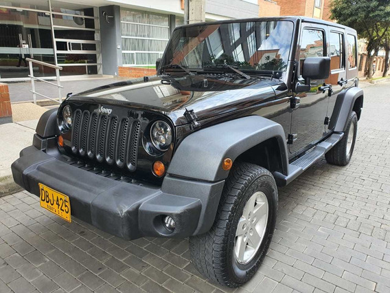 Jeep Rubicon 4x4 3800 Con Carpa