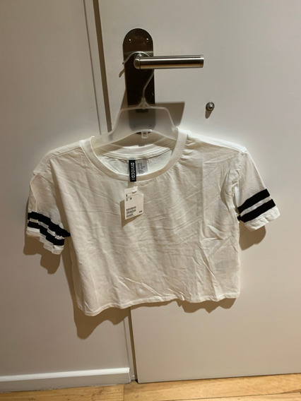 Remera H&m Talle Xs Mujer