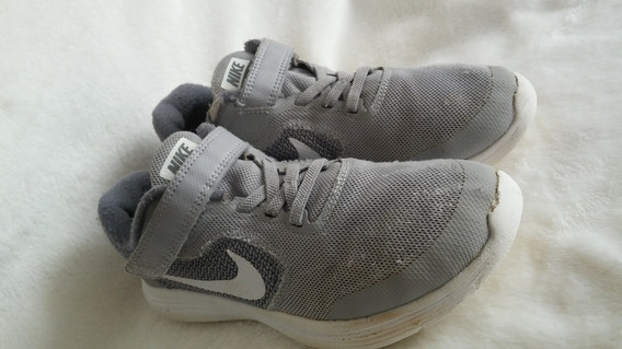 Zapatillas Nike Revolution 3 Niña/o Talle 34 Oportunidad