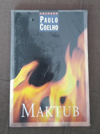 Livro - Maktub - Paulo Coelho