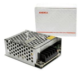 Fonte Chaveada 12v 5a 60w Bi-volt Ms-60-12 Andeli