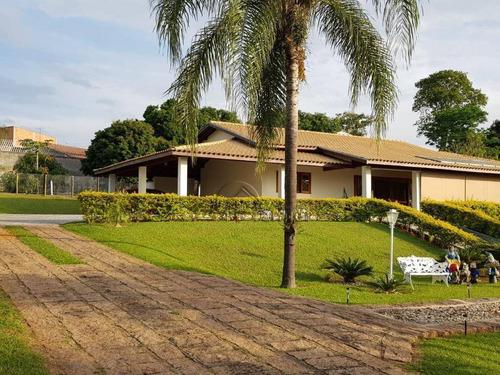Chácara À Venda, 5860 M² Por R$ 2.300.000,00 - Lagos De Shanadu - Indaiatuba/sp - Ch0183