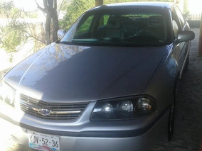 Chevrolet Impala 3.5 Ls A.i. Piel Abs Cd At