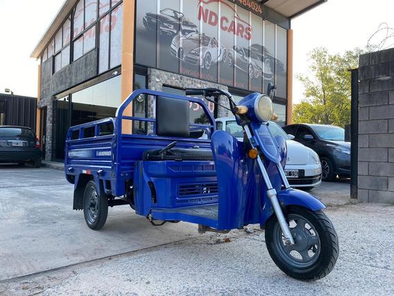Triciclo Argen-cargo 110cc