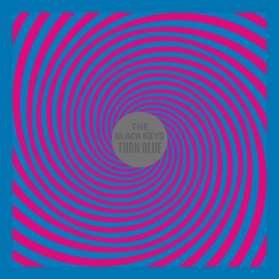 Lp Vinil The Black Keys - Turn Blue - Importado