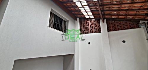 Casa Térrea No Bairro Vila Ipojuca, 2 Dorm, 2 Vagas, 150 M, 282 M - 1380