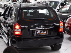 Hyundai Tucson Gls 2.0 16v Automática 2013