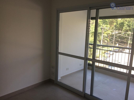 Apartamento Com 1 Dormitório Para Alugar, 38 M² Por R$ 2/mês - Morumbi - São Paulo/sp - Ap5805