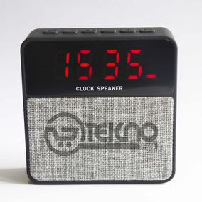Radio Reloj / Bluetooth Usb Y Microsd / Teknotienda
