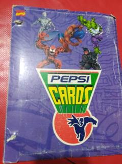 Álbum Pepsi Cards Año 1994, Marvel Comics.